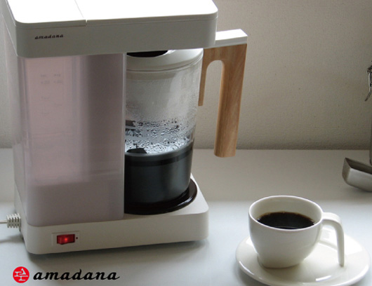 amadana(アマダナ)のコーヒーメーカー MC-213