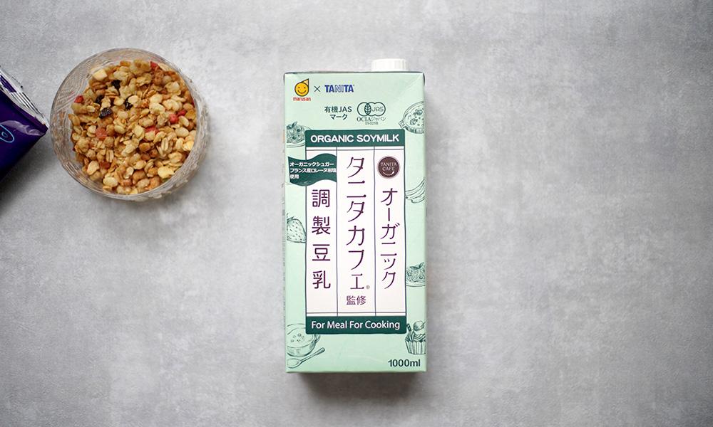 タニタ 豆乳