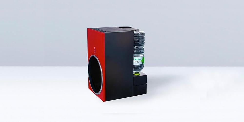 コカ・コーラのカプセル式コーヒーメーカー(&Drip)