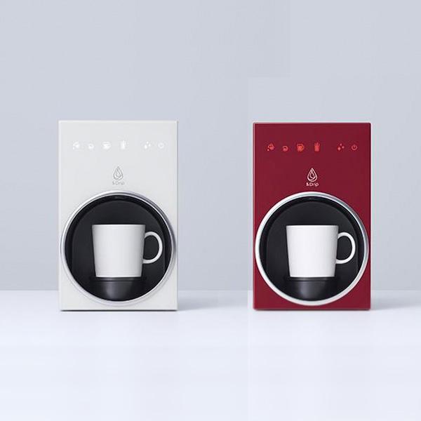 nendoがデザイン! コカ・コーラのカプセル式コーヒーメーカー【&Drip】