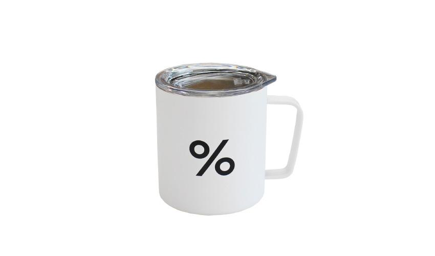 %ARABICA マグ % 12oz Mug
