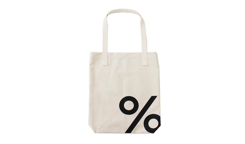 %アラビカ Tote Bag