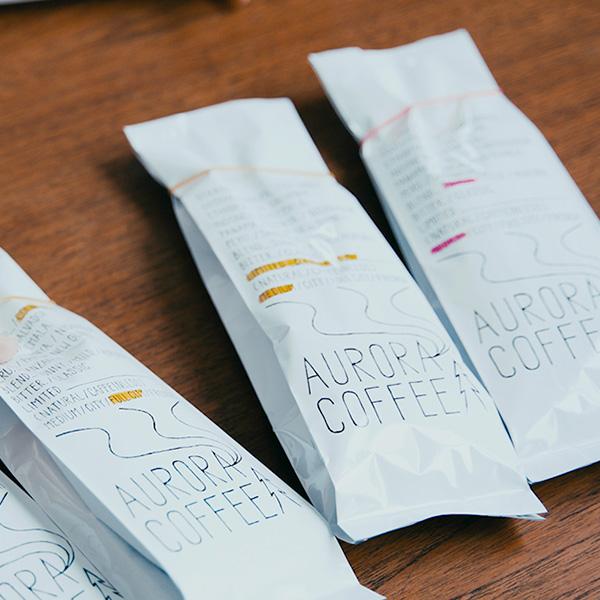 AURORA COFFEE(オーロラコーヒー) 限定ドミニカのコーヒー