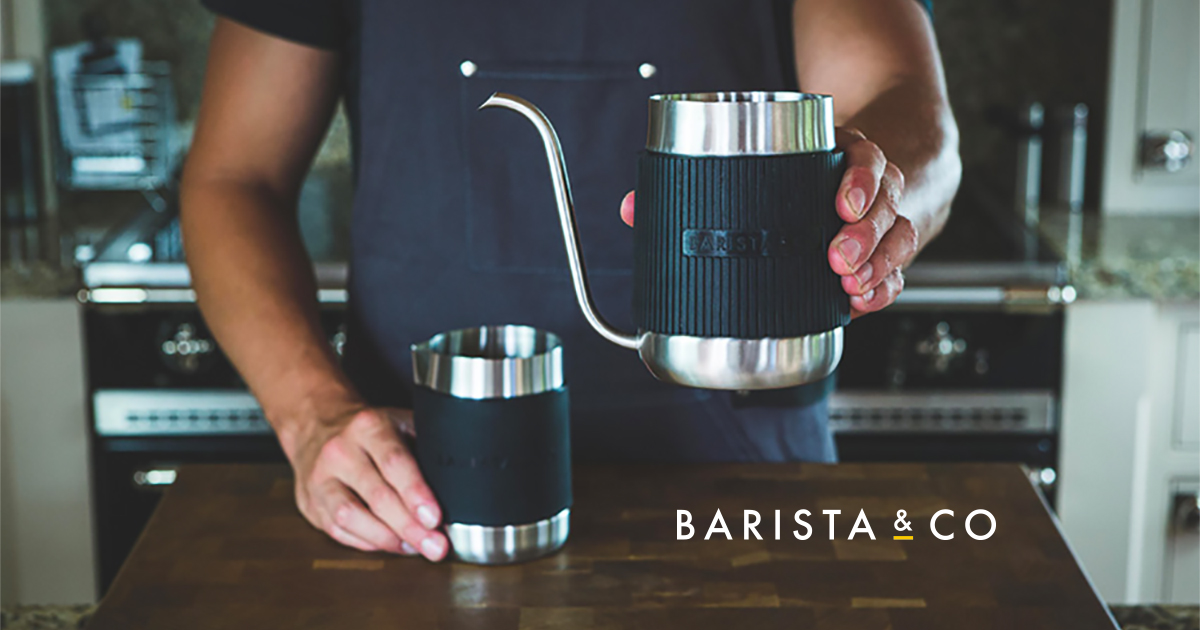 BARISTA&CO/バリスタ&コー Shorty Pour Over Jug/ショーティープアオーバージャグ