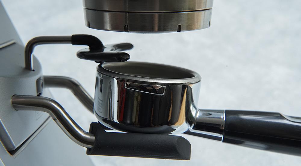 BARATZA バラッツァ コーヒーグラインダー ポルタフィルターをセット