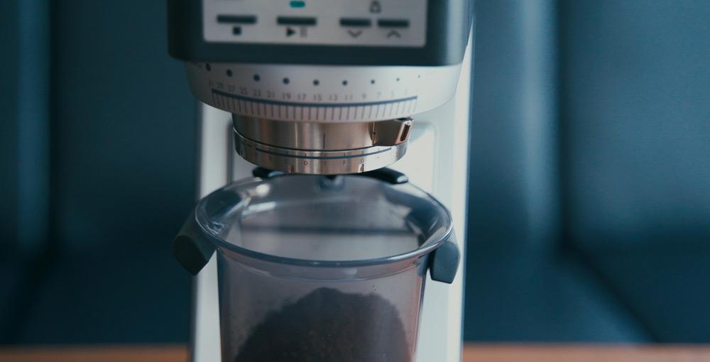 BARATZA バラッツァ コーヒーグラインダー 粉受けをセット