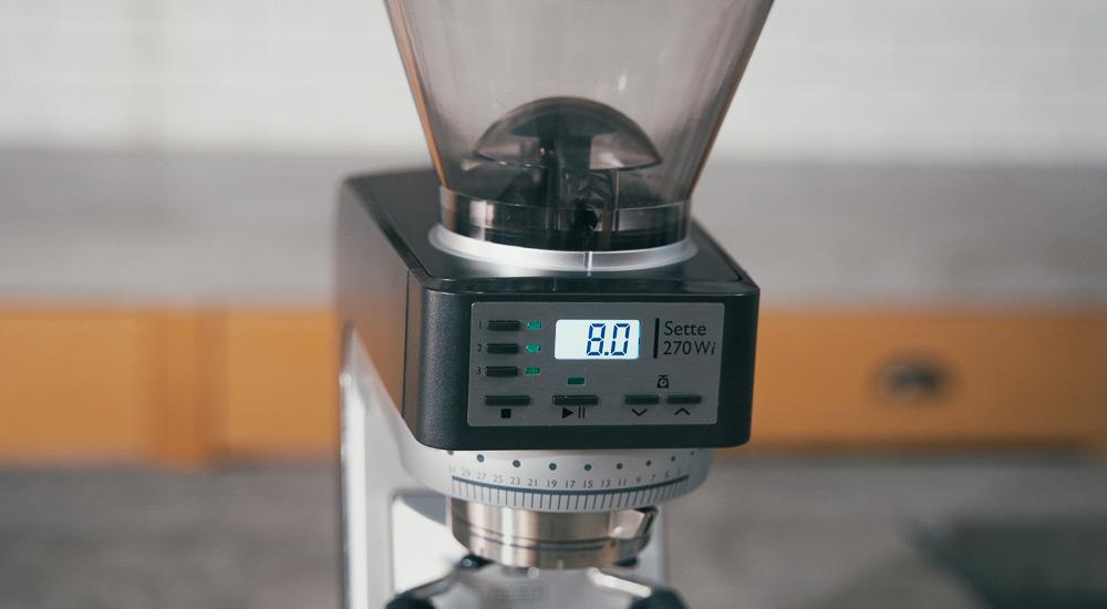 BARATZA バラッツァ コーヒーグラインダー