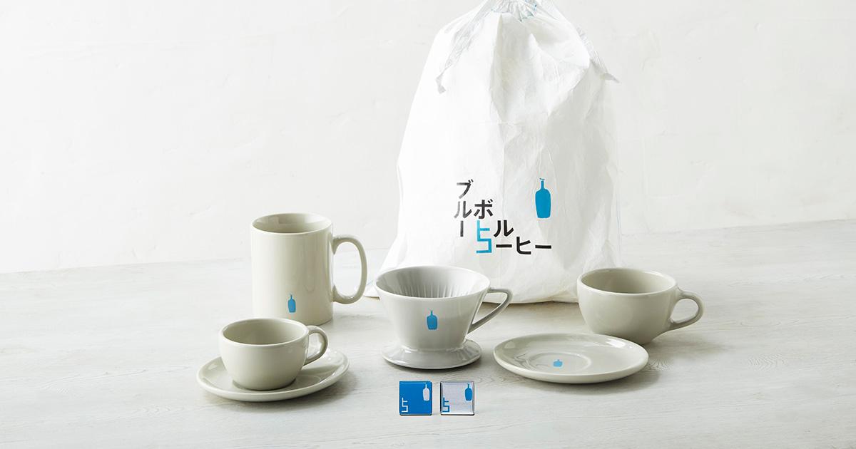 ブルーボトルコーヒー 5周年記念限定グッズ