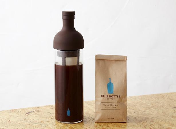 ブルーボトルコーヒー オリジナルのコールドブリューボトル