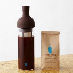 ブルーボトルコーヒーから  オリジナルのコールドブリューボトルが登場!