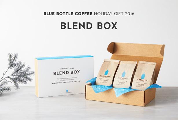 Blue Bottle Coffee(ブルーボトルコーヒー)ホリデー ブルーボトルコーヒー定番セット/ブレンドボックス