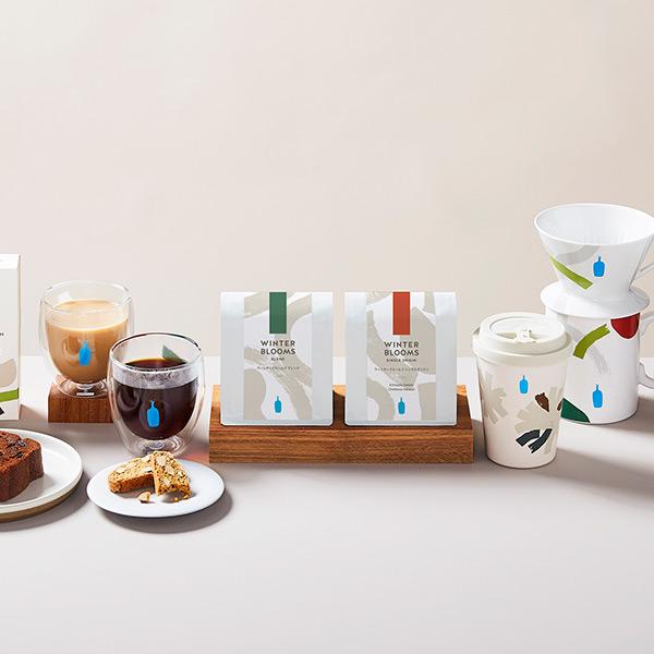 ブルーボトルコーヒー2020年ホリデーギフトコレクション! テーマは『Winter Blooms』