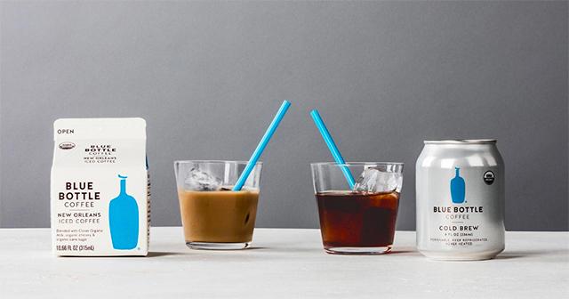 ブルーボトルコーヒー『BLUE BOTTLE COFFEE COLD BREW』