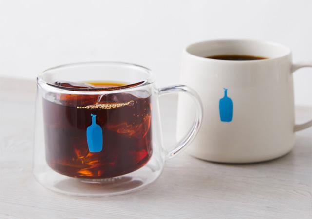 ブルーボトルコーヒー 清澄グラスマグ