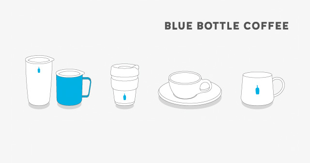 BLUE BOTTLE COFFEE MiiR