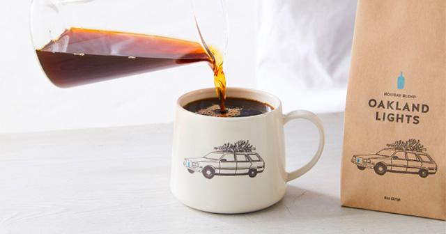 BLUE BOTTLE COFFEE ブルーボトルコーヒー ホリデーコレクション2017