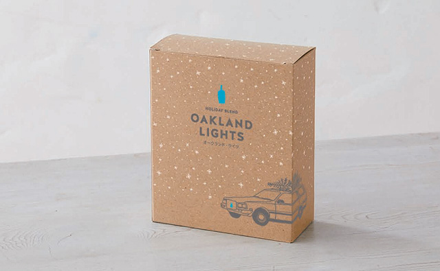 Perfectly Ground Oakland Lights レギュラーコーヒー オークランド・ライツ