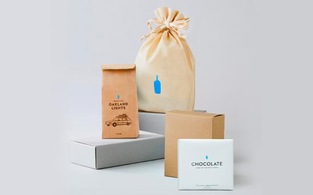 BLUE BOTTLE COFFEE ブルーボトルコーヒー オークランドライツ&チョコレート セット