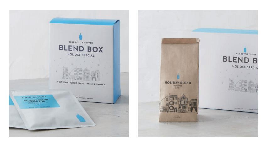 ブルーボトルコーヒー ブレンドボックス