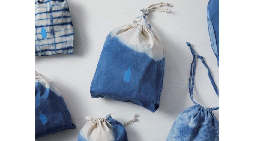 BLUE BOTTLE COFFEE × BUAISOU ラッピングバッグ