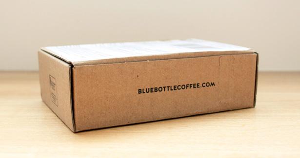 ブルーボトルコーヒーのコーヒー豆、通販で購入