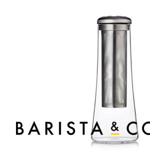 BARISTA&COから、コールドブリューカラフェが登場!やっぱり、スタイリッシュです。