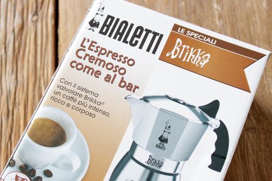 Bialetti(ビアレッティ) Brikka(ブリッカ)
