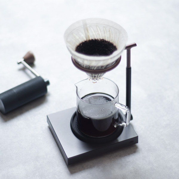 【レビュー】Timemoreのドリップスケール『BLACK MIRROR』、  コーヒーマニアにはたまんないと思う。