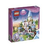 レゴ ディズニープリンセス シンデレラの城 41055