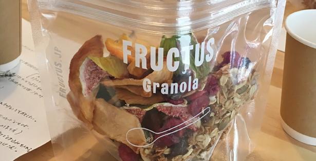 Fructus(フラクタス)グラノーラ