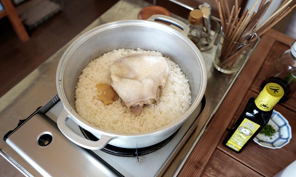 海南鶏飯 カオマンガイ