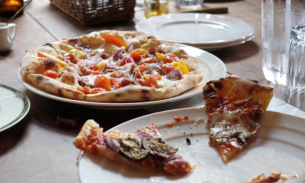 IBIZA イビサ スモークレストラン うきは ピザ