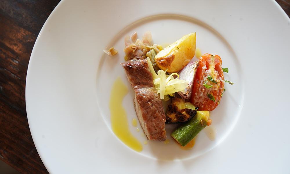 IBIZA イビサ スモークレストラン うきは 肉