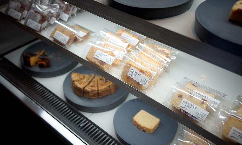 カレーとチーズケーキのお店 TOWNZ