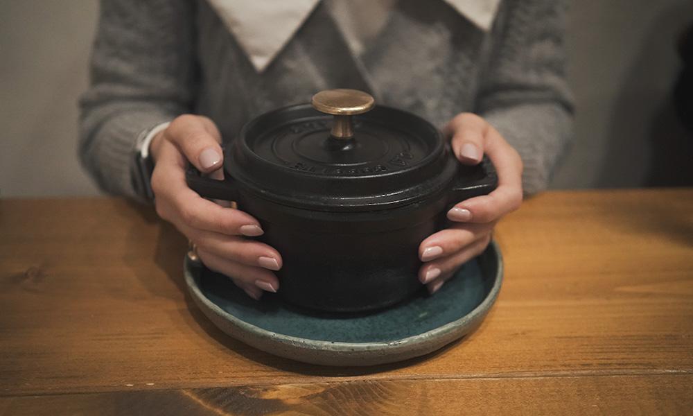 MOMOTOSE キヌアのスープ