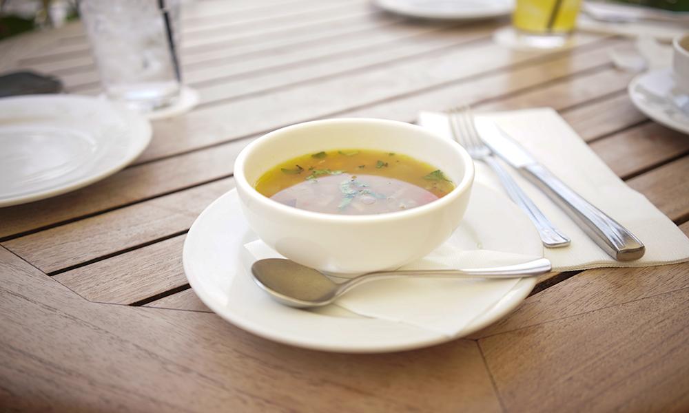 T.Y.HARBOR スープ
