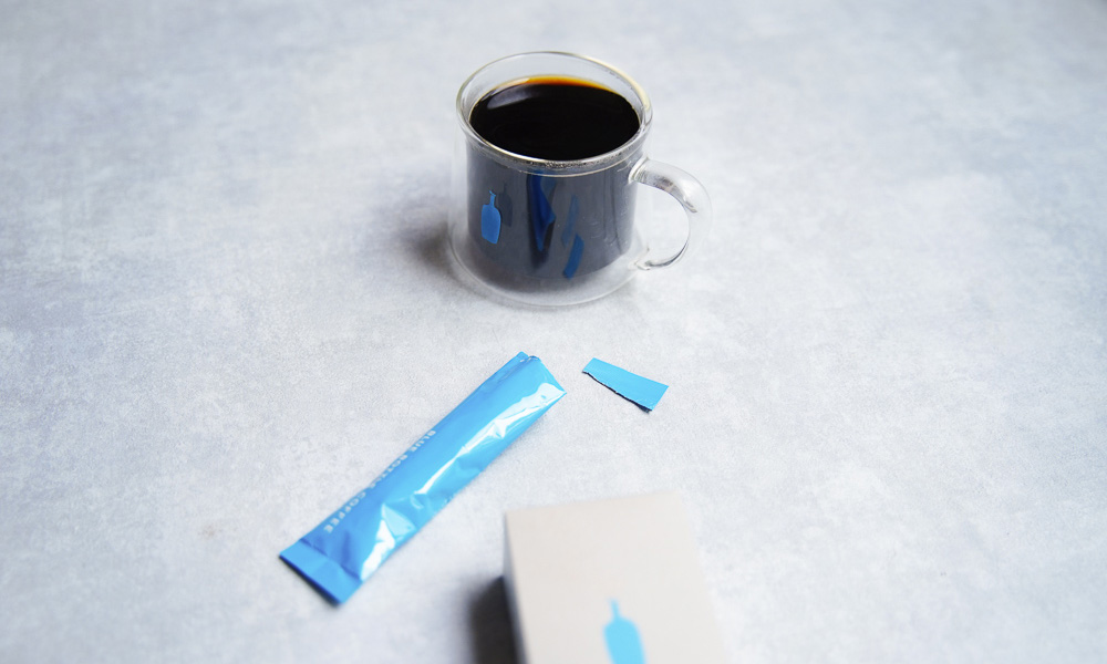ブルーボトルコーヒー スペシャルティ・インスタントコーヒー