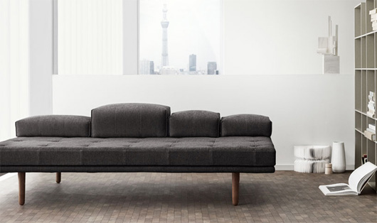 BoConcept fusion by nendo ソファ