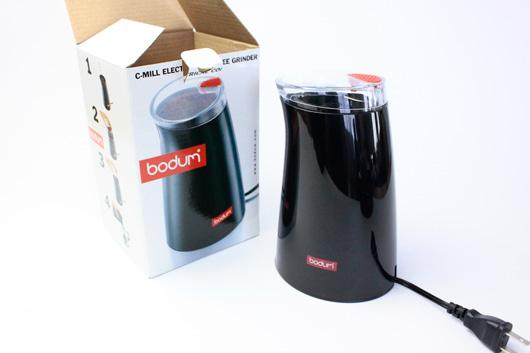 bodum(ボダム) C-mill(シーミル)コーヒーミル・グラインダー