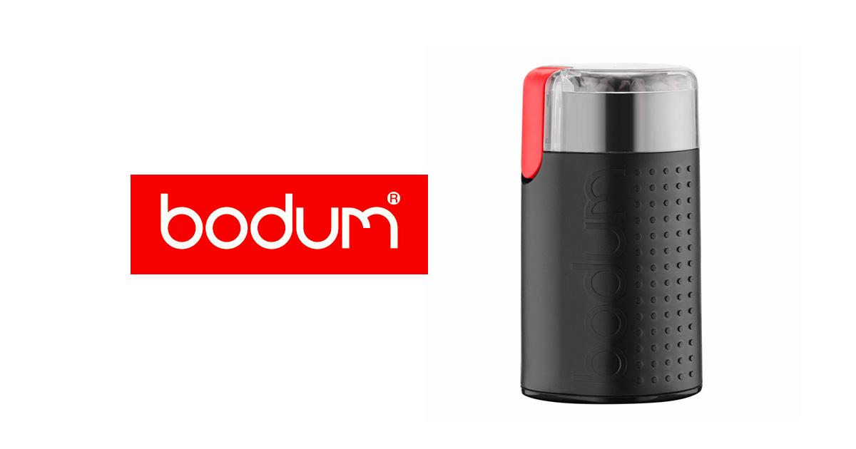 BODUM(ボダム) BISTRO ブレードコーヒーグラインダー