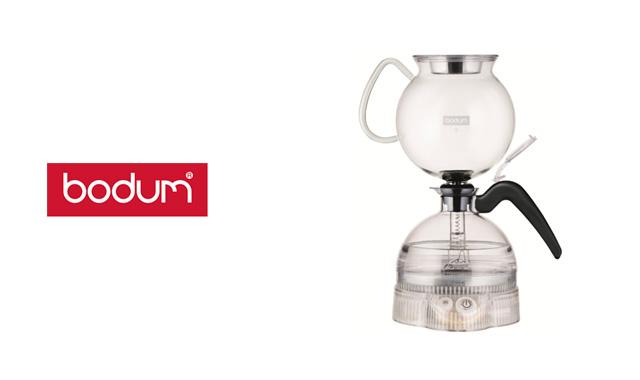 bodum(ボダム) 電気サイフォン式コーヒーメーカー ePEBO(イーペボ)