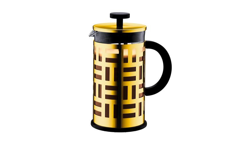 BODUM(ボダム)EILEEN フレンチプレスコーヒーメーカー ゴールド