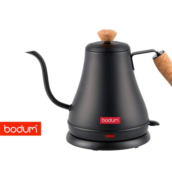 BODUM(ボダム)から、メリオール グースネック電気ケトルが登場!
