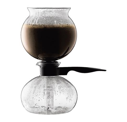 bodum(ボダム)PEBO  サイフォン式コーヒーメーカー ブラック
