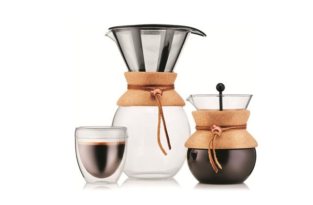 BODUM ボダム POUR OVER(プアオーバー)ドリップ式コーヒーメーカー