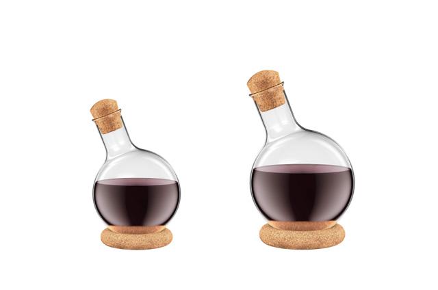 BODUM ボダム コルク メリオール ワイン&ウォーターデキャンタ