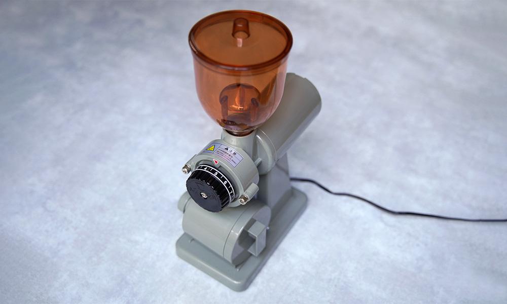 BONMAC(ボンマック)電動コーヒーミル  BM-250N