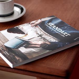 世界中で読まれているコーヒー季刊誌『Standart Japan』、創刊!