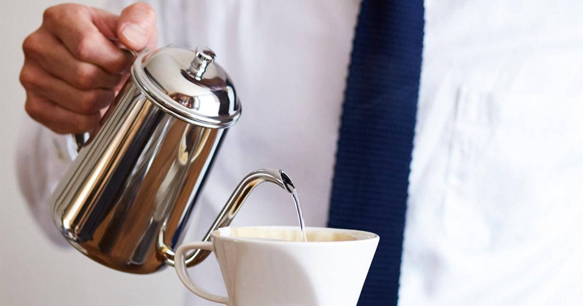 まる得マガジン 岡田 章宏氏による『こだわりの一杯 おうちで楽しむ極上コーヒー』