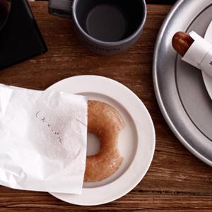 Canezees Doughnut (ケンジーズドーナツ)にハマってます。